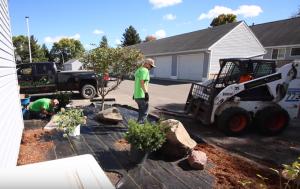 landscaping for garden
